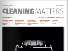 "ABC hygiene featured in ""Cleaning Matters"""