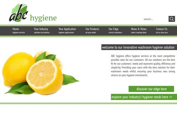 five reasons to use our hygiene solutions